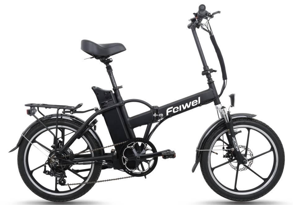 Folding electric bike(FR-TDN01Z-3)