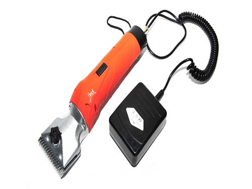 Rechargeable Horse & Cattle Clipper with Battery pack