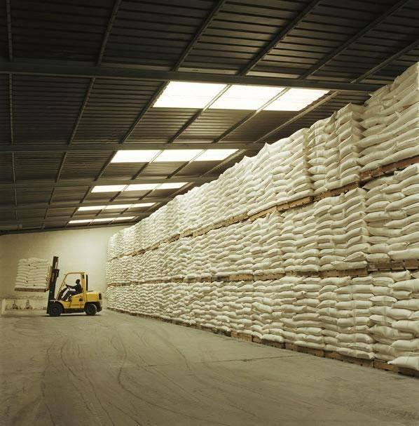 Sugar icumsa 45 in bulk