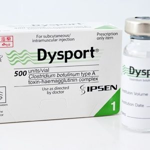 2017 new dysport 500ui