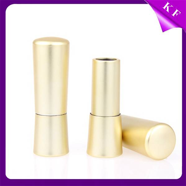 Shantou Kaifeng Hot Stamping Custom Sticker Waterproof Cosmetics Lipstick tube labels CS-2190