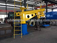Resin sand regeneration line good quality resin sand mixer
