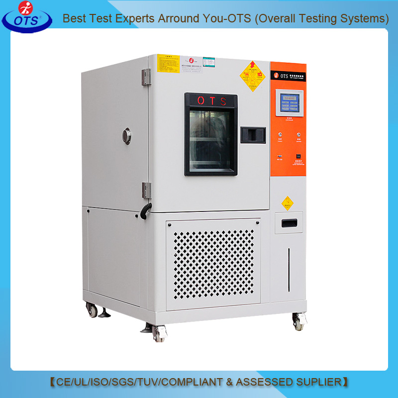 High Efficient China Factory Ess Chamber Rapid Temperature Change Environmental Test Chamber