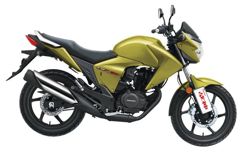 HONDA Motorcycle CBF150-SF 150cc