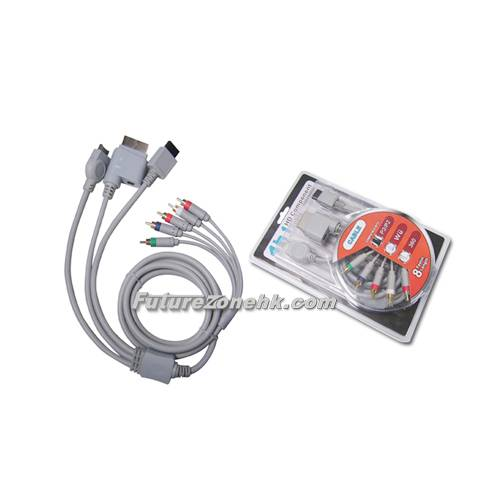 4in1 HD Component Cable for PS3/PS2/Wii/XBOX360