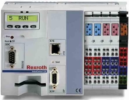 Bosch Rexroth PLCs