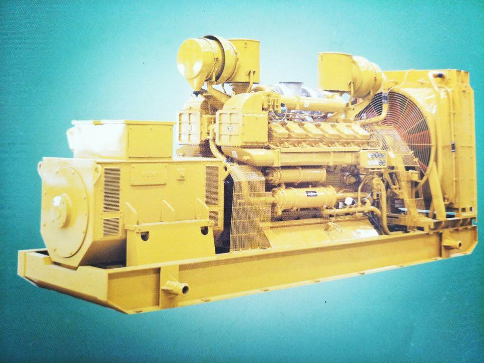 series 2000 diesel generating sets