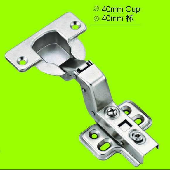 Furniture hydraulic cabinet door hinge 40 cup