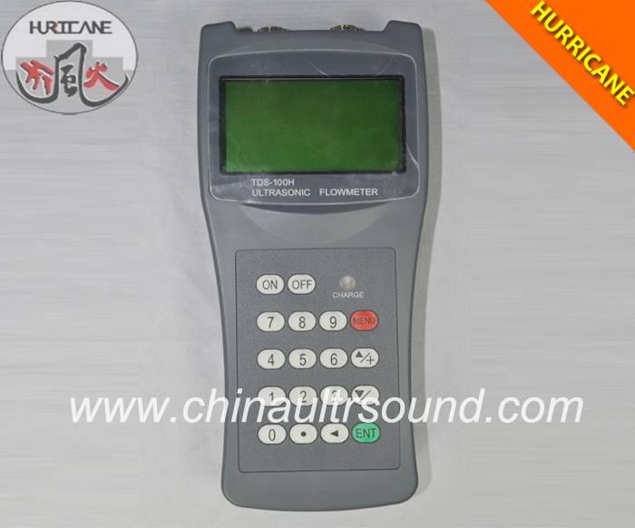 Handheld Ultrasonic Flow Meter for Industrial Flow Measuring