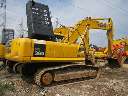 Used Komastu PC360-7 Excavator, Used Komastu Excavator PC360-7 for Sale