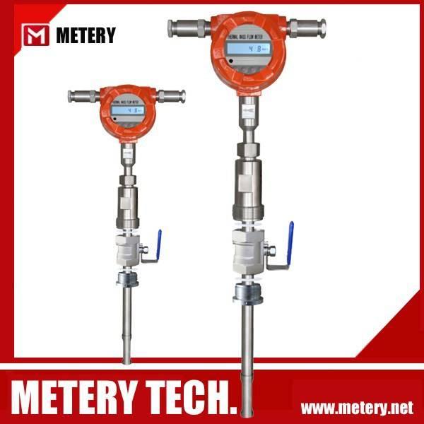 Thermal Gas Flow Meter MT100M