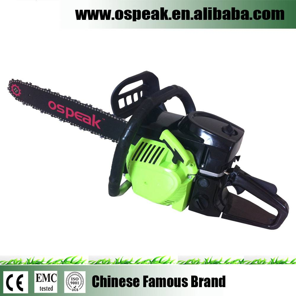 Hot Selling 2stroke Gasoline 58CC Chain Saw (YD58)
