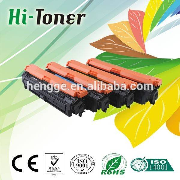 Compatible Toner Cartridge CE740 CE741 CE742 CE743 for CP5225
