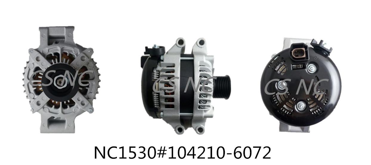 Denso Alternator NC1530 (12V 210A,104210-6072)