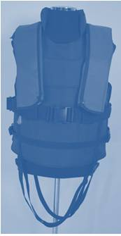 Inflatable Armored Vest  LTS-IF01