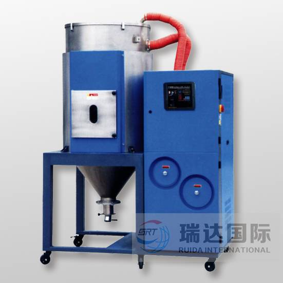 2 in 1 desiccant dryer combination