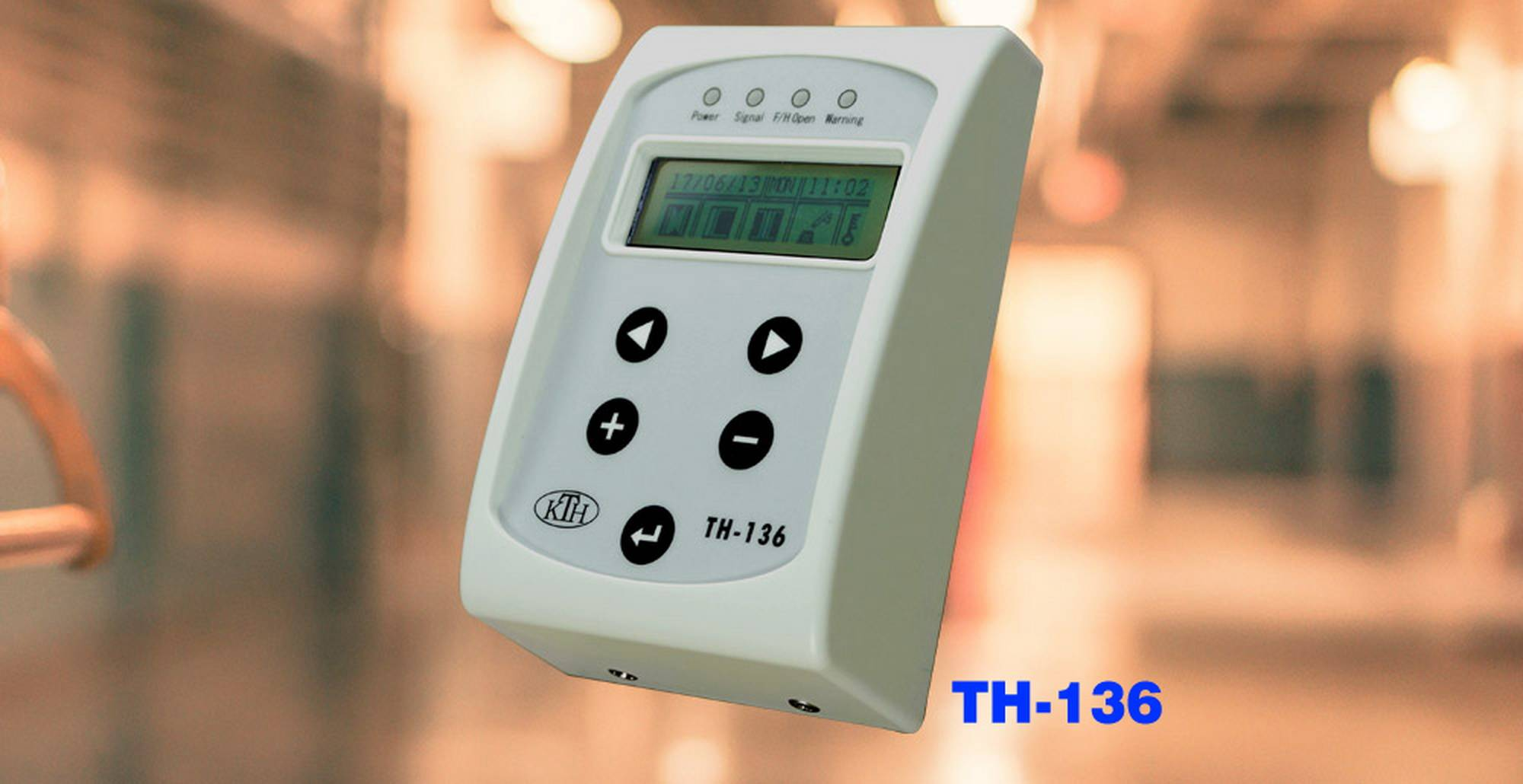 TH-136 DIGITAL FUNCTION SWITCH