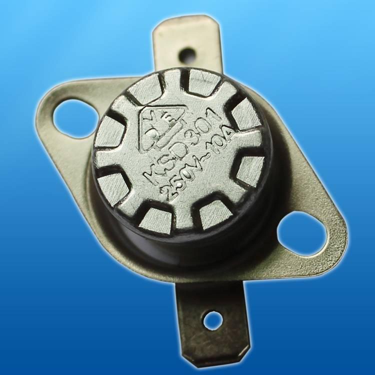 KSD301 Bimetal Thermostat 250V/10A~16A