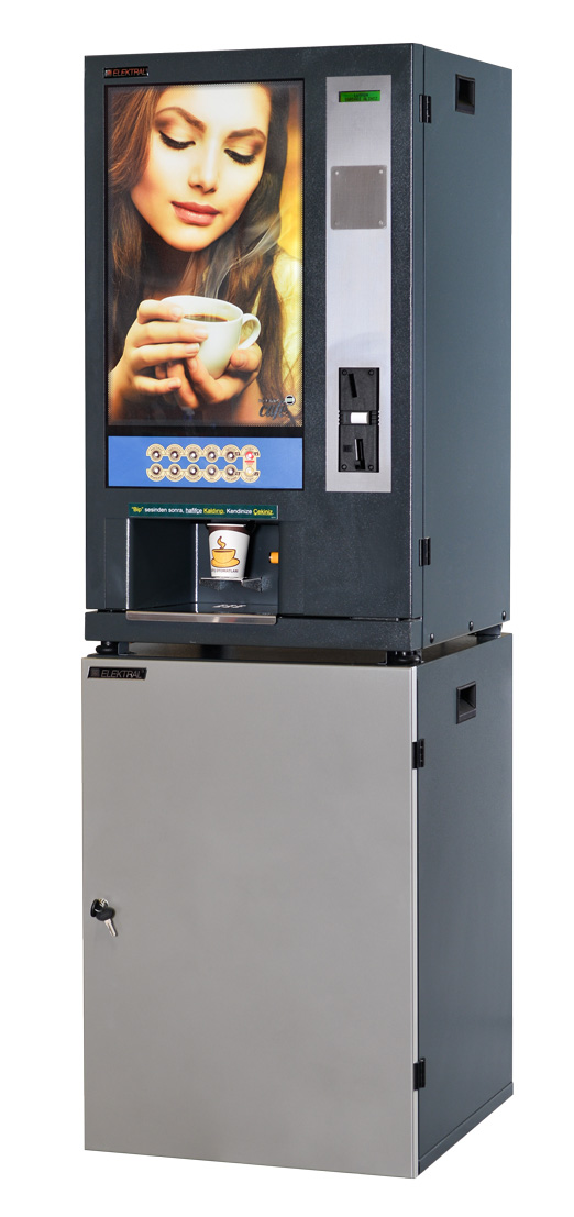 Coffee Vending Machine Midi-Kafe