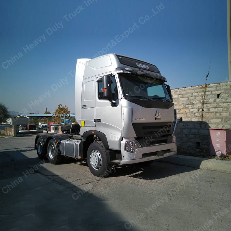 Sinotruk HOWO A7 6X4 420HP Tractor Truck/Tractor