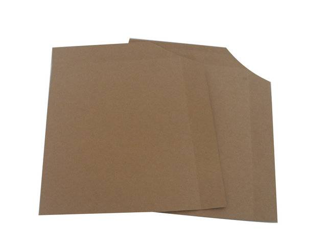 cardboard sheet perfect paper slip sheet instead of pallet