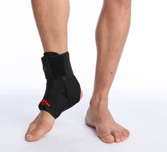 Factory Sale Director Compression foot sleeve sports adjustable Ankle Support
