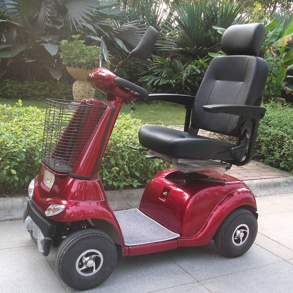 CE approve Marshell electric scooter for disabled