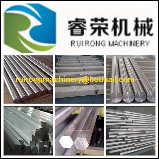 titanium Rod and Bar