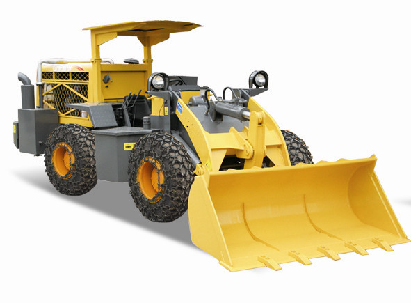 Underground loaders for mining use ZL12A5 MINING LOADER