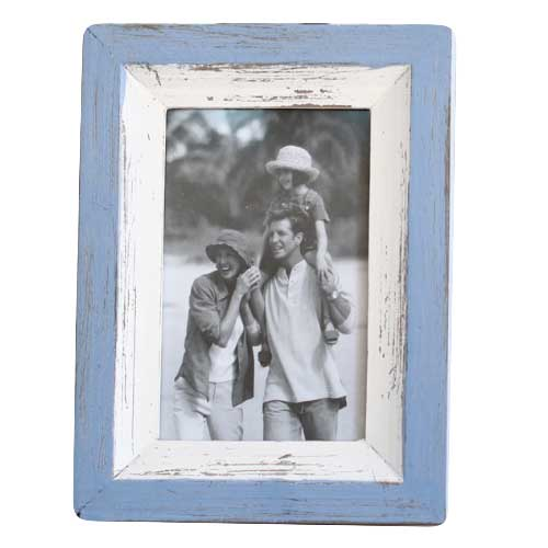 Distressed Wooden Picture Frame