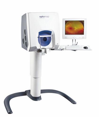 Optos P200C Retinal Imaging