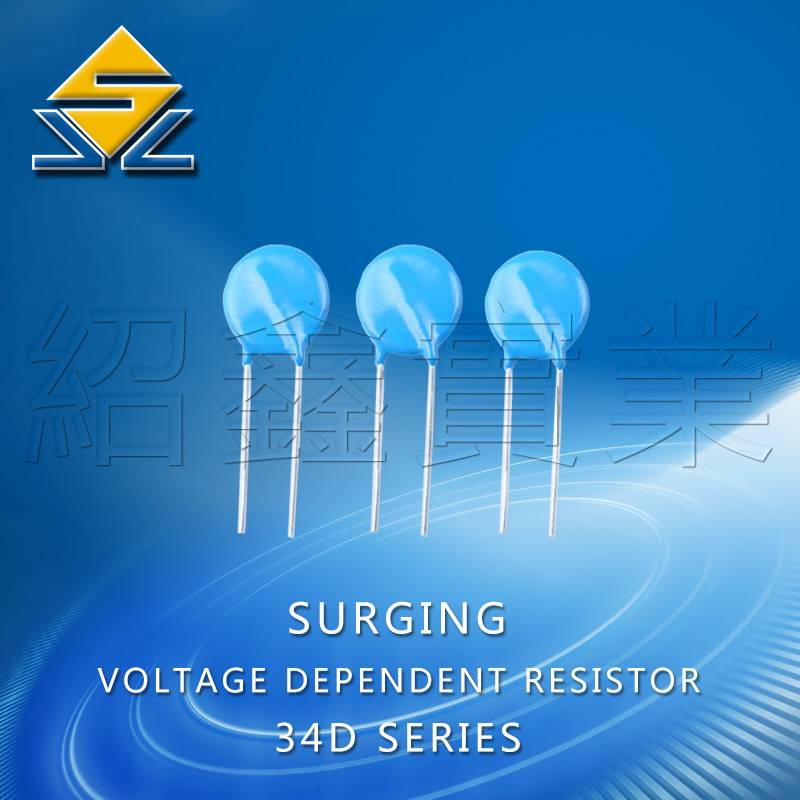 34S /34D 32mm square and round MOV varistors