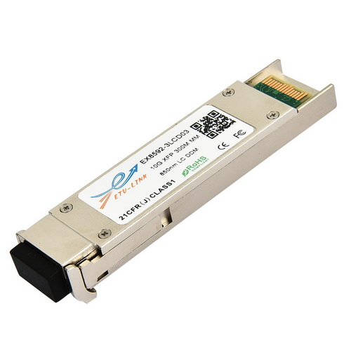 10G 850nm MM 300M LC XFP Transceiver