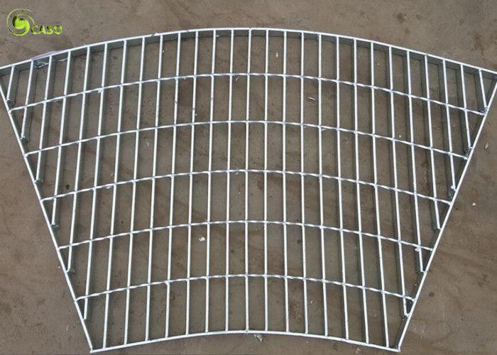 Serrated Carbon Steel Drain Bracing Grate Floor Hot Dip Galvanized Grid Grille
