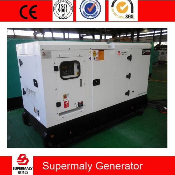 Hot sale ! 120KW 150KVA Diesel Generator by Perkins Engine 1106A-70TG1