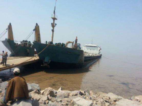 UPLOADING Self propelled barges LCT for sale