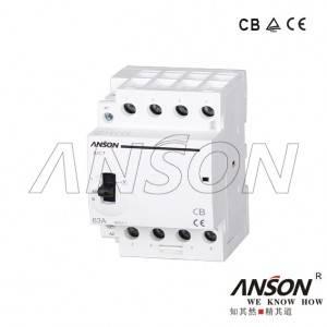 AICT-4P-63A Manual Control Contactor