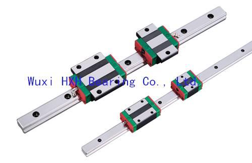 HGH 20HA linear guideway ABEC-5 GCr15