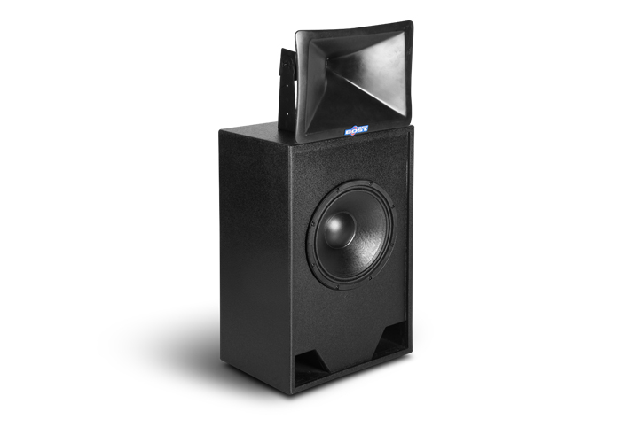 12 inch high quality professional cinema and concert speaker system TC612