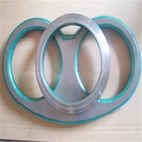 Schwing Concrete Pump Wear Plate and Cutting Ring