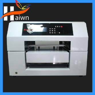 high quality direct to textile printer haiwn-T500 4white/8 color t shirt printer