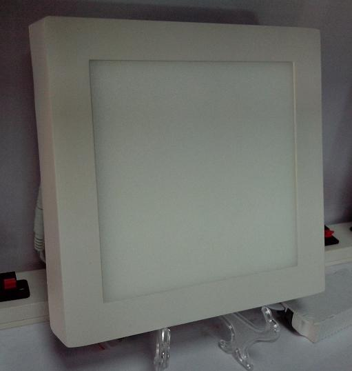 LED Panel Light Square 6W/12W/18W/24W