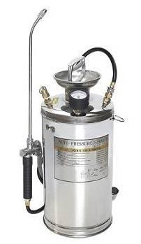 iLOT 8L stainless steel high pressure pump sprayer