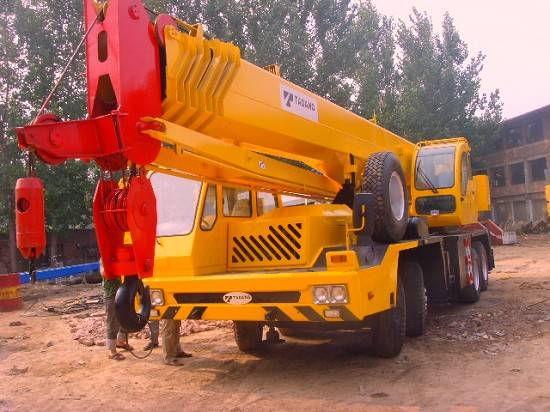 Used Truck Crane TADANO 65TON GT-650E