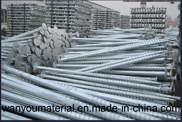 Earth Auger, High Quality Ground Screw