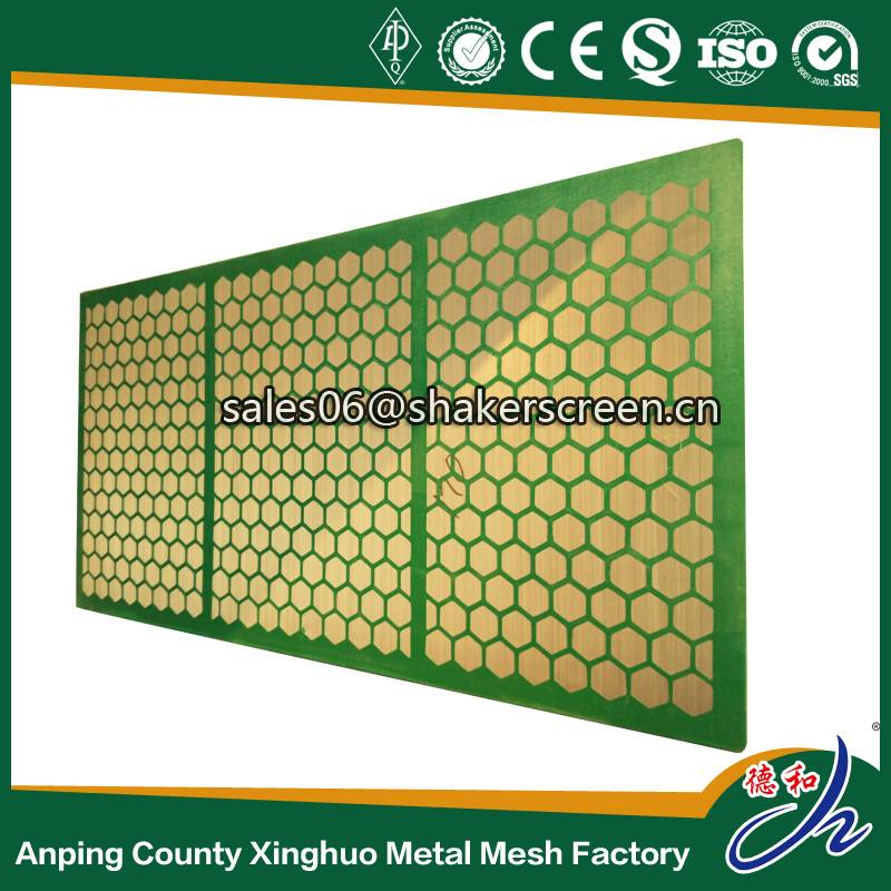 For Brandt King Cobra Shale Shaker Screen