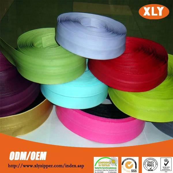 Shenzhen China factory wholesale waterproof zipper, water resistant zipper, PVC TPU waterproof nylon