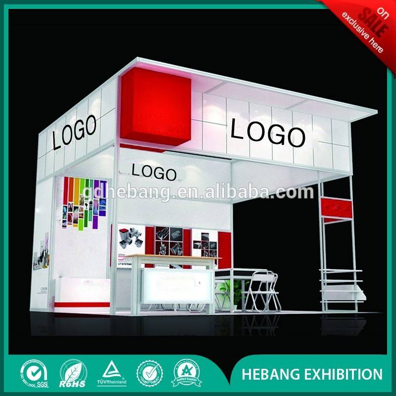 10 years factory Exhibition Booth Stand/Tradeshow Booth
