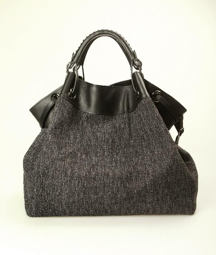 TRAVEL BAG_Hand bag, Leather bag, fashionable bag