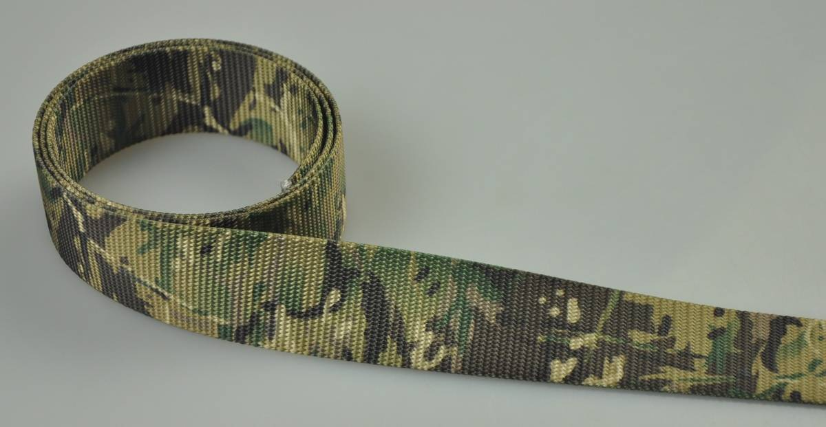 Camouflage webbing manufactuer